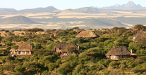Lewa Wilderness Trails Lodge